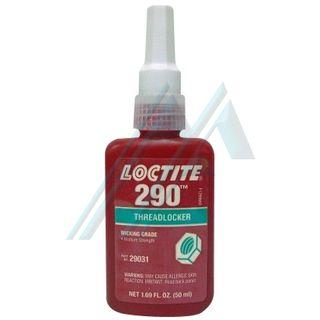 Loctite 290 fixer of threads medium / high strength 50 ml