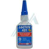 Loctite 401 adhesive instant cianonacrilato 50 gr