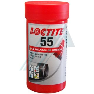 Loctite 55 thread sealant for pipes