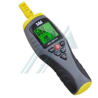 Medidor de humedad ambiental K-321C