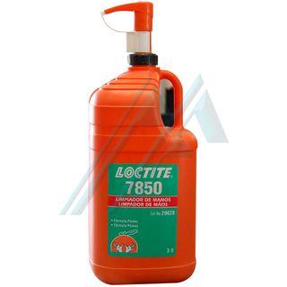 Loctite 7850 limpiador de manos 3 l