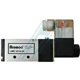 """Électrovanne Neumoc 5/2-1/4"""" 24 V DC"""