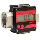 Измеритель литров механическое алюминиевый корпус, уплотнительные кольца из витона 10-90 л/мин ±1%