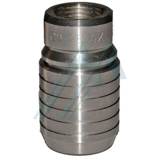 Plug fast CD-25 3/8X female thread G 3/8""