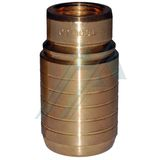 Plug fast CD-100L female thread G 1/2""