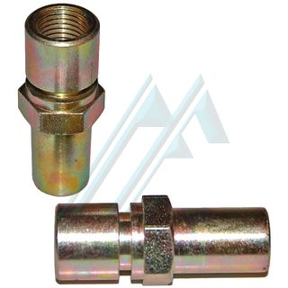 Cable brake female M. 12X1.25 adapter