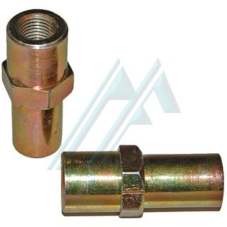 Cable brake female 3/8 24H L-14 adapter