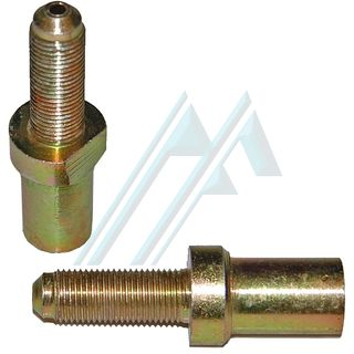 Cable brake M10X1 cone SAE L-28 adapter