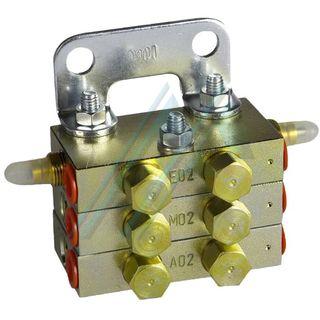 Dealer progressive ZPA, 1 input and 6 outputs