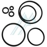 O-ring NBR dicke / Stier 6 mm