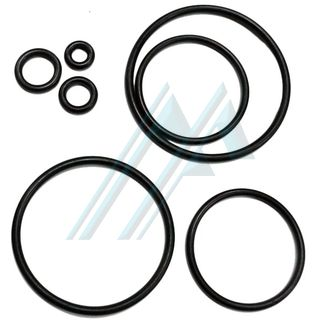 Уплотнительное кольцо NBR толщиной / Бык 6,99 мм