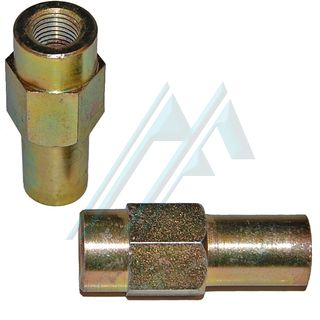 Cable brake female 3/8 24H L-9 C-17 adapter