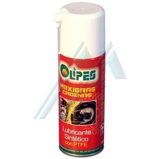 Fat teflon (PTFE) Maxigras Strings in Spray