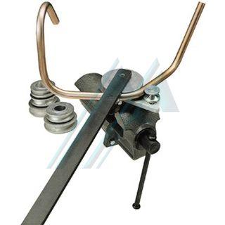 Curvatubi manuale M18 O+P 6 fino a 18 mm Ø