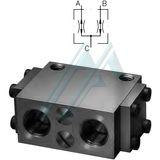 Flow dividers HAWE TQ 22-1.6