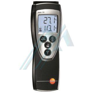 Thermomètre TESTO 110 professionnel de la CNT de précision