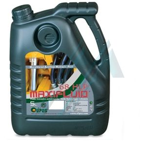 Huile hydraulique ISO 68 Maxifluid HLP 68 5 litres