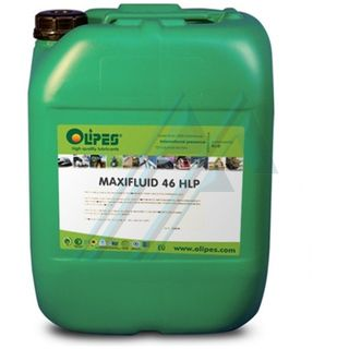 Hydraulic oil ISO 46 Maxifluid 46 HLP 20 litres