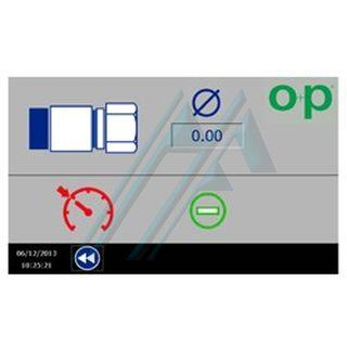 Sistema control velocidad O+P