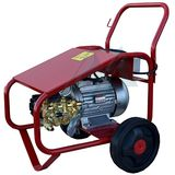 High-pressure cleaner cold water 200 bar