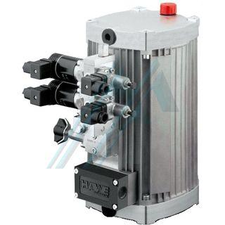 Hydraulic unit for solar tracker HAWE KAW 233 SKDT / H 1.33 3x