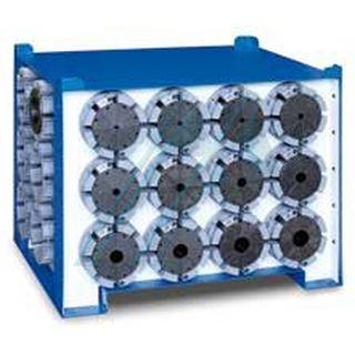 Dispensador porta mordazas para TUBOMATIC O+P