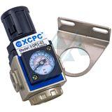 "1/4 ""Pneumatic Pressure Regulator with Gauge XGR2-02"