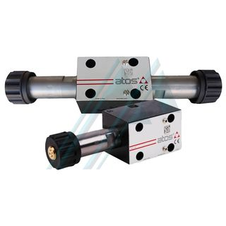Solenoid valve ATOS DUS NG 6 DC