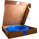Pack polyurethane tube blue