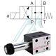 Solenoid valve ATOS DKE NG 10 AC