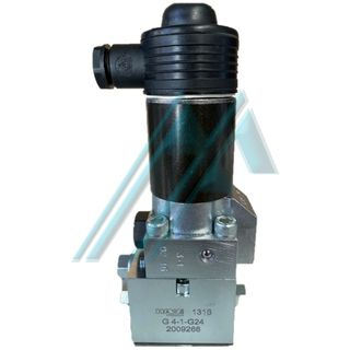 Sealed solenoid valve HAWE G 4-1-G 24