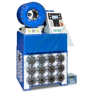 Press TUBOMATIC H135 ES OR+P (max Ø 135 mm)