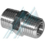 Nickel plated brass fitting AC series (Conical nipple)