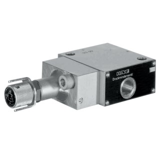 Pressure regulating valve type CDM
