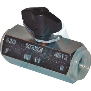 Online flow regulating valves RD