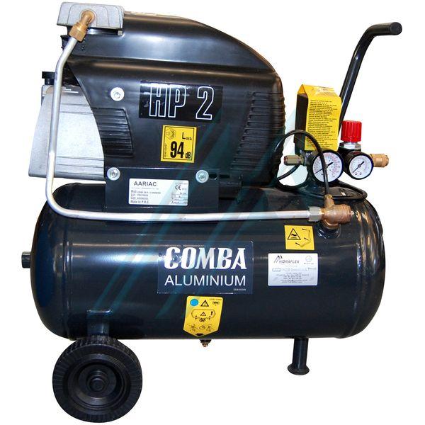 Compresor comba 2 cv 25 litros - Compresor de aire 25 litros ...