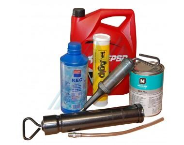 Lubrificantes e lubrificação