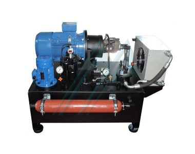 Special manufacturing of hydraulic groups