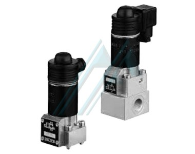 Electroválvulas estancas alta presión