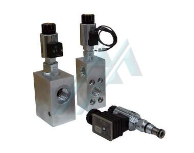 Solenoid valves cartridge