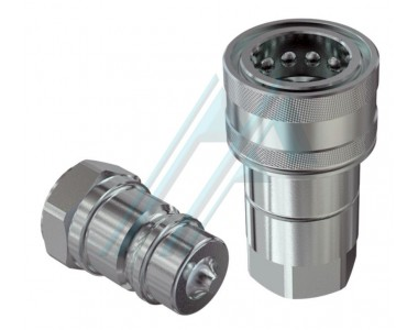 Fast plunging couplings
