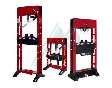 Prensas hidráulicas de taller
