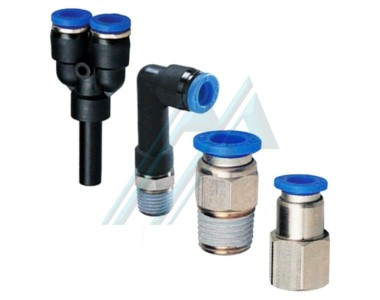 Fittings instant / rapid