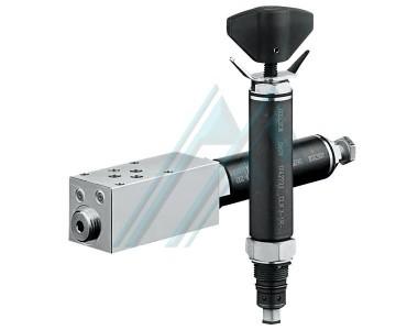 For pressure regulating valves